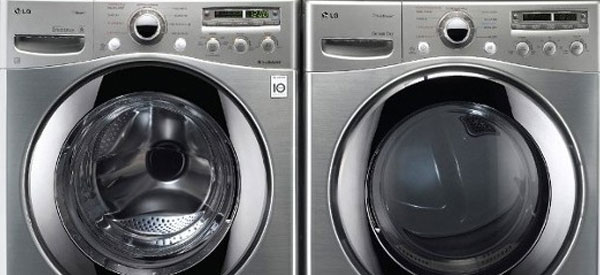 LG Washer Maintenance